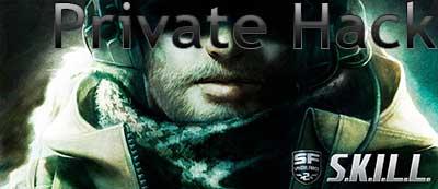 Private Hack чит на SKILL скачать