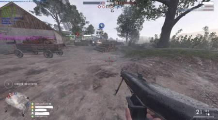 скриншот минимальной тактики