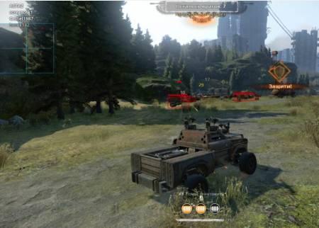 хак в бою