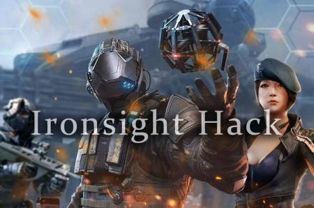 Ironsight Hack