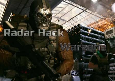 radar hack warzone