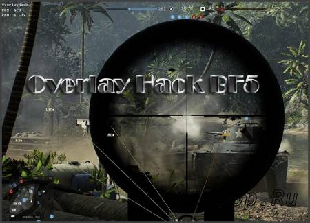 Overlay Hack BF5