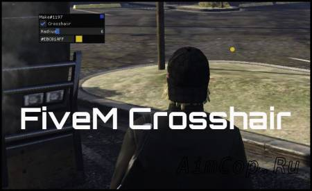 FiveM Crosshair