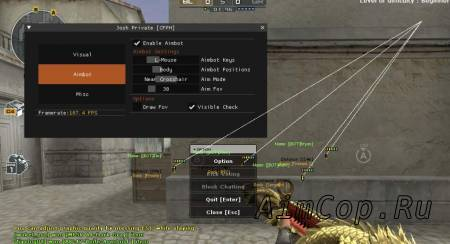 Crossfire Ph Josh Public Cheat