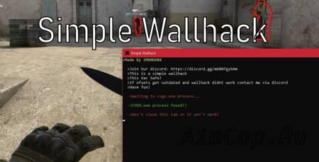 Simple Wallhack