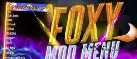 GTA 5 Foxy Mod Menu