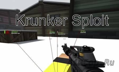 Krunker Sploit